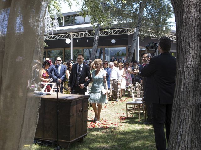 La boda de Vicent y Alicia en Beniflá, Valencia 11