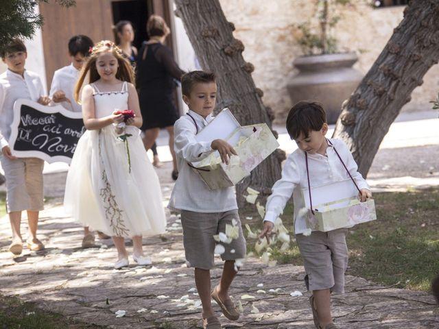 La boda de Vicent y Alicia en Beniflá, Valencia 12