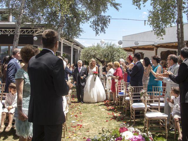 La boda de Vicent y Alicia en Beniflá, Valencia 13