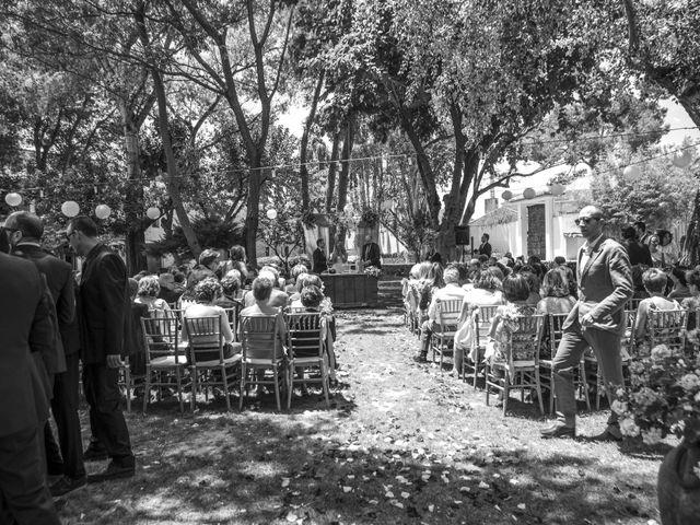 La boda de Vicent y Alicia en Beniflá, Valencia 14