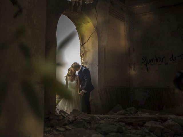 La boda de Vicent y Alicia en Beniflá, Valencia 1