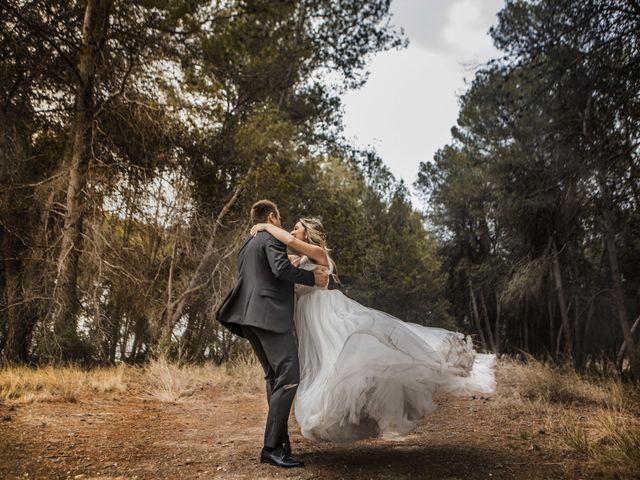 La boda de Vicent y Alicia en Beniflá, Valencia 2