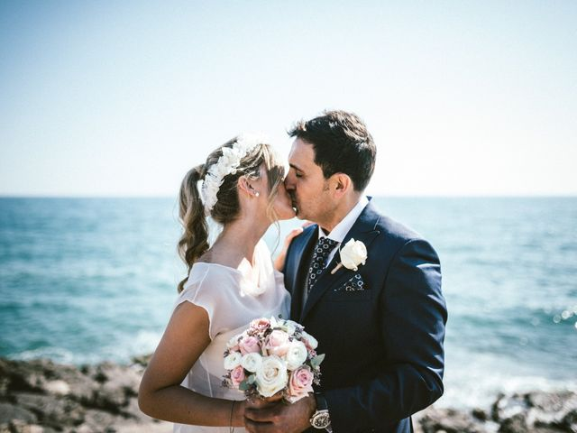 La boda de Nuria y Miquel
