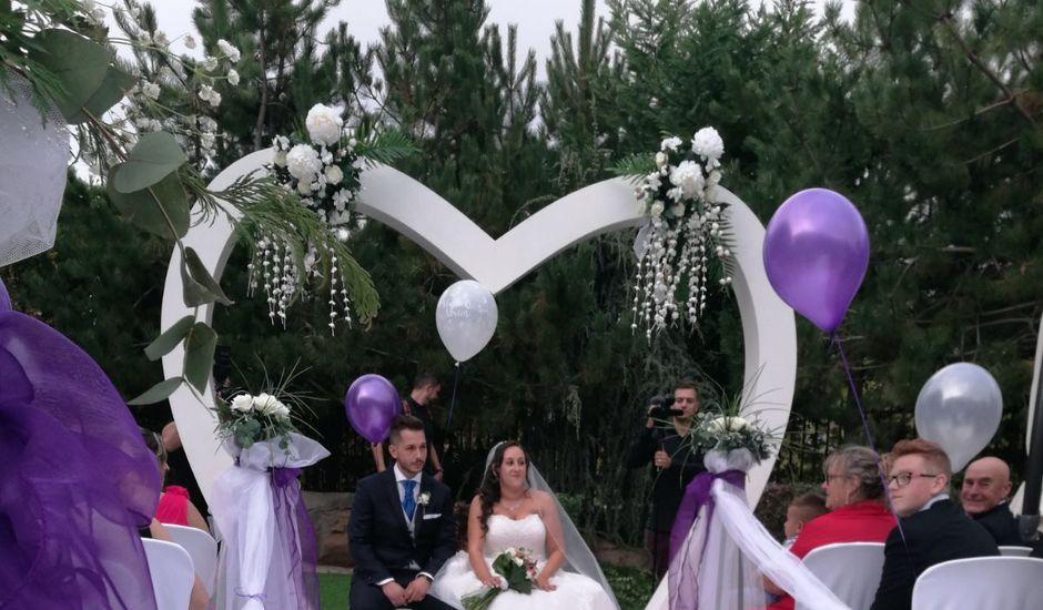 La boda de Jesus  y Janira  en El Bruc, Barcelona