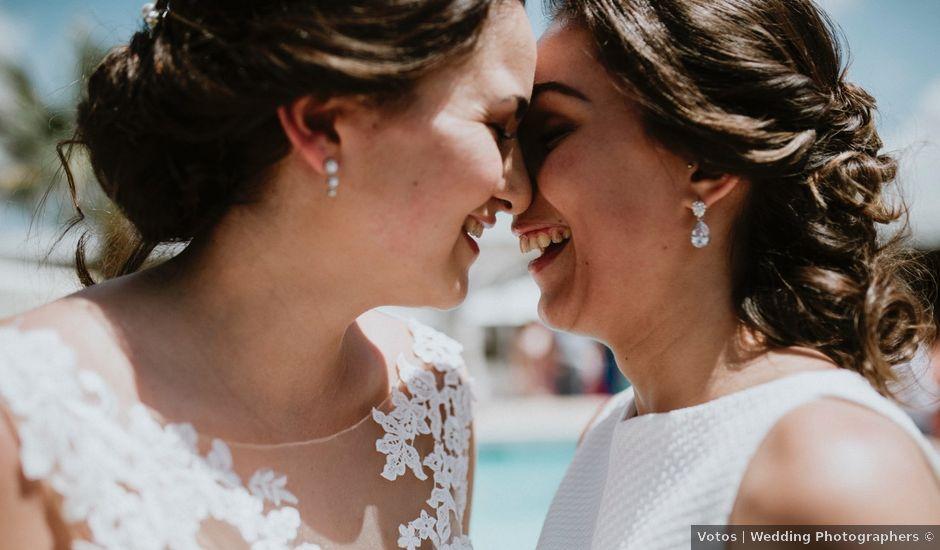 La boda de Leticia y Raquel en Las Palmas De Gran Canaria, Las Palmas