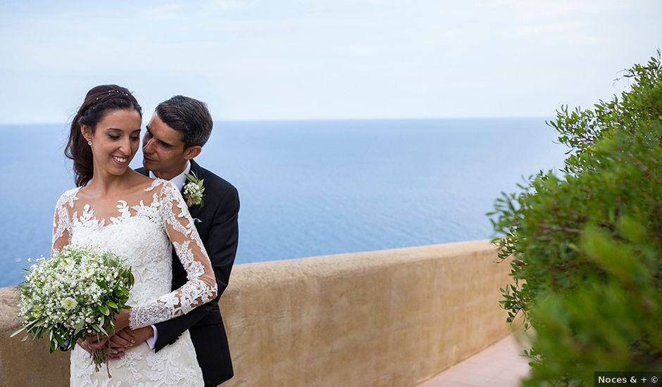 La boda de Ismael y Sara en Llafranc, Girona