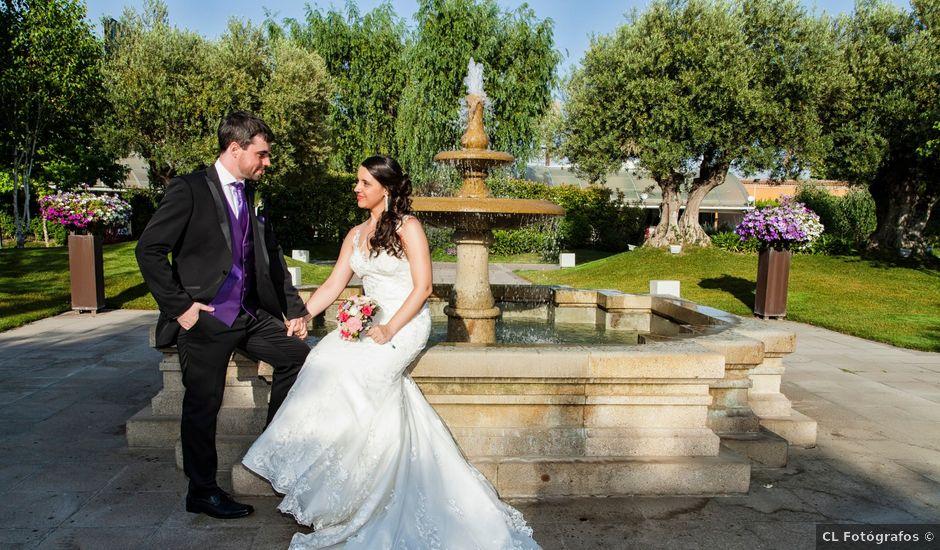 La boda de Iván y Mara en Leganés, Madrid