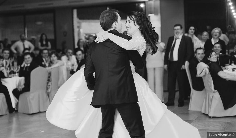 La boda de Javier y Susana en Catarroja, Valencia