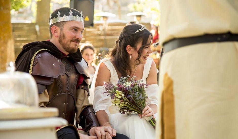 La boda de Mari Luz y Juan en Saelices, Cuenca