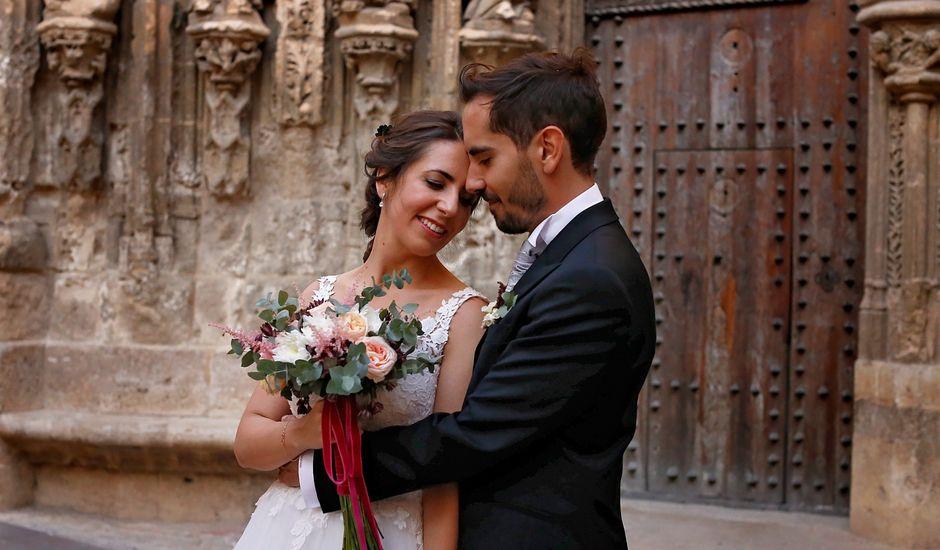 La boda de Juanjo y Nuria en Requena, Valencia