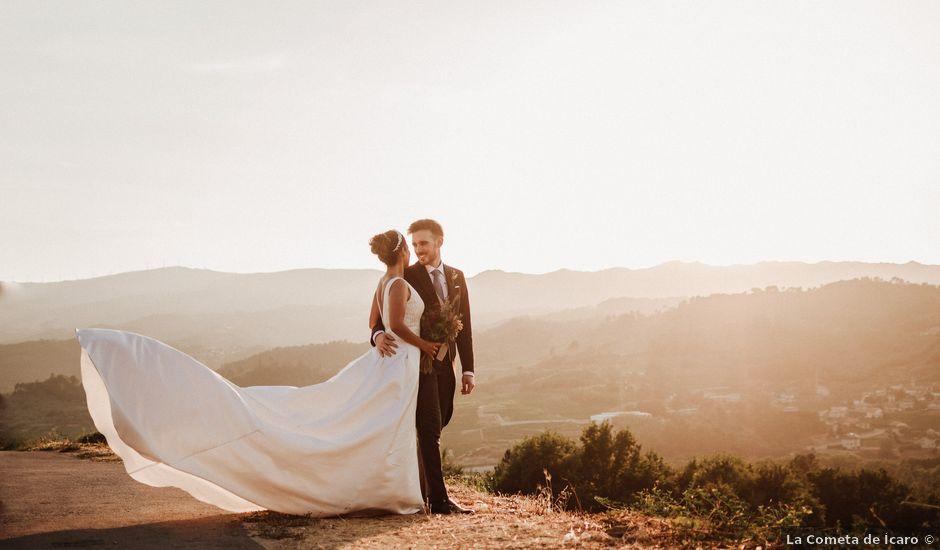 La boda de Valeria y Edu en Ribadavia, Orense