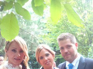 La boda de Elisabeth y Oscar 1