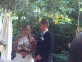 La boda de Elisabeth y Oscar