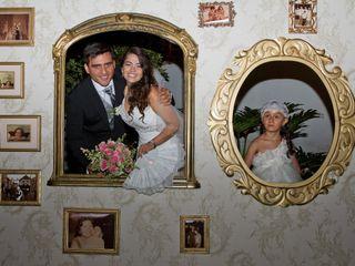 La boda de Andrea y Edwin 1