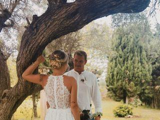 La boda de Susann y Christian