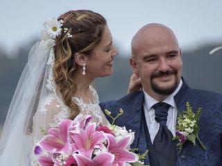La boda de Amparo y Efren