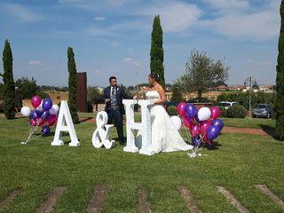 La boda de Arantxa y Hector 2