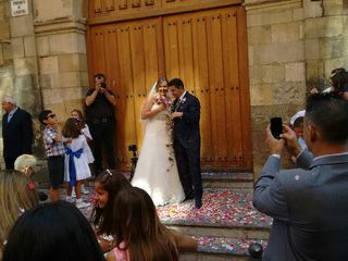 La boda de Arantxa y Hector