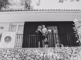 La boda de Melissa y Dani 1