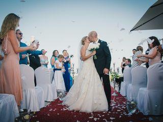 La boda de Melissa y Dani