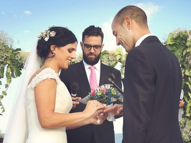 La boda de Estefania y Alonso