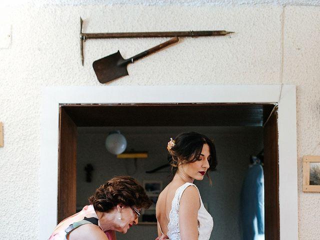 La boda de Sergio y Ylenia en Rascafria, Madrid 13