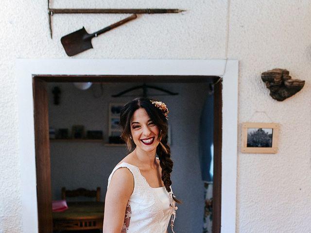 La boda de Sergio y Ylenia en Rascafria, Madrid 16