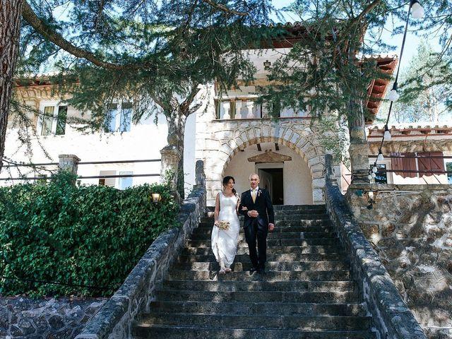 La boda de Sergio y Ylenia en Rascafria, Madrid 18