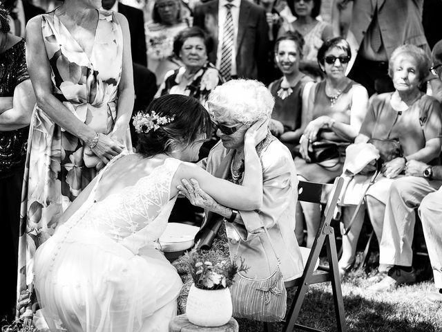 La boda de Sergio y Ylenia en Rascafria, Madrid 20