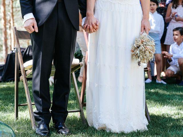 La boda de Sergio y Ylenia en Rascafria, Madrid 21