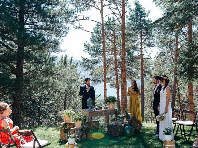 La boda de Sergio y Ylenia en Rascafria, Madrid 22