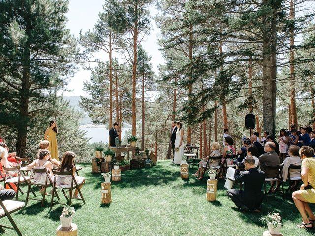 La boda de Sergio y Ylenia en Rascafria, Madrid 26