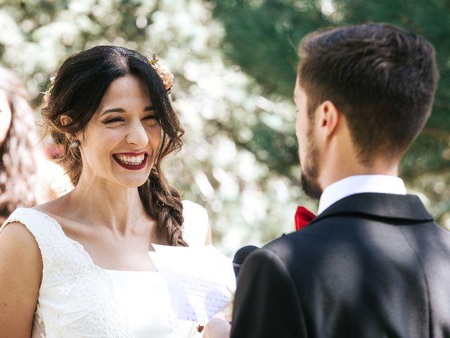La boda de Sergio y Ylenia en Rascafria, Madrid 28