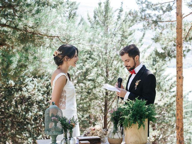 La boda de Sergio y Ylenia en Rascafria, Madrid 29