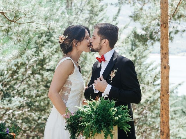 La boda de Sergio y Ylenia en Rascafria, Madrid 30