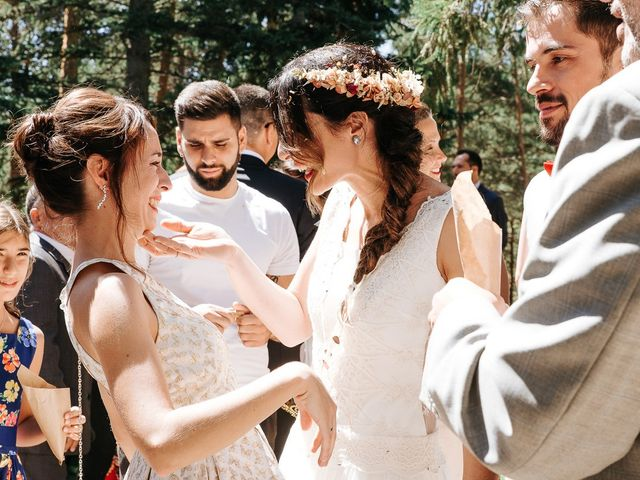 La boda de Sergio y Ylenia en Rascafria, Madrid 31