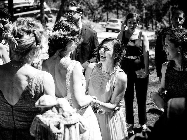 La boda de Sergio y Ylenia en Rascafria, Madrid 33