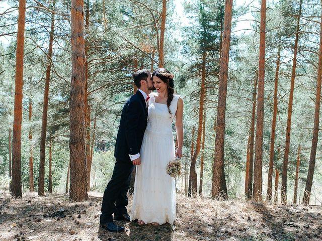 La boda de Sergio y Ylenia en Rascafria, Madrid 34