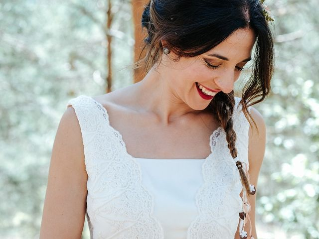 La boda de Sergio y Ylenia en Rascafria, Madrid 35