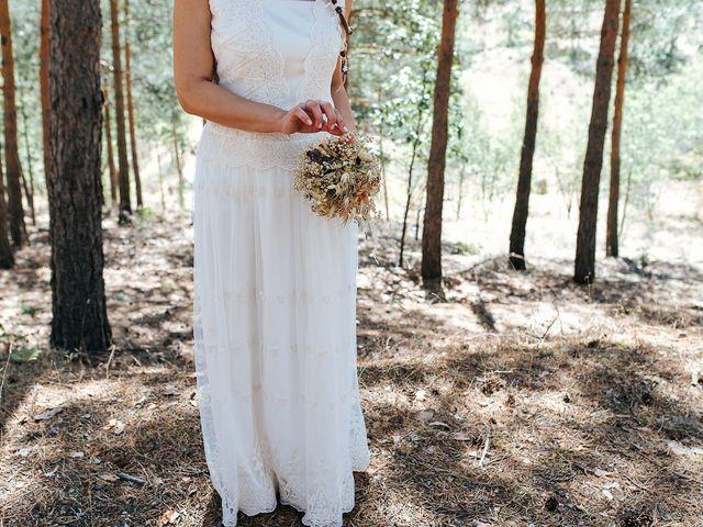 La boda de Sergio y Ylenia en Rascafria, Madrid 36