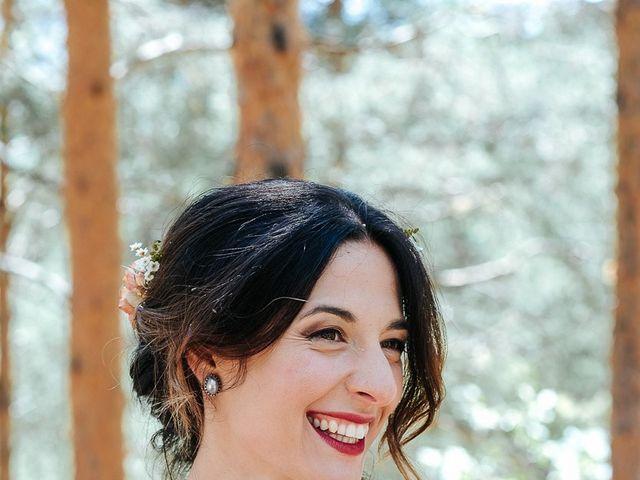 La boda de Sergio y Ylenia en Rascafria, Madrid 39