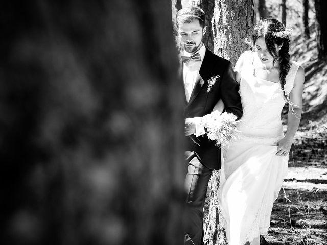 La boda de Sergio y Ylenia en Rascafria, Madrid 40