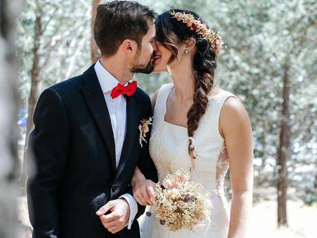 La boda de Sergio y Ylenia en Rascafria, Madrid 44