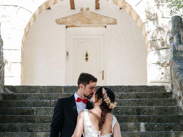 La boda de Sergio y Ylenia en Rascafria, Madrid 48
