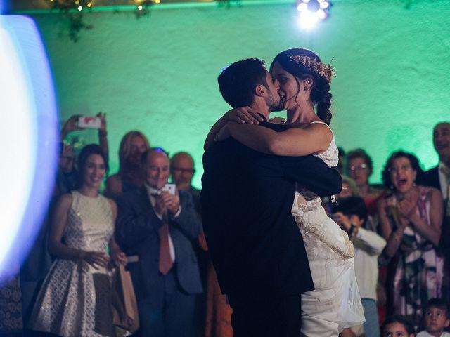 La boda de Sergio y Ylenia en Rascafria, Madrid 57