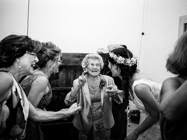 La boda de Sergio y Ylenia en Rascafria, Madrid 59