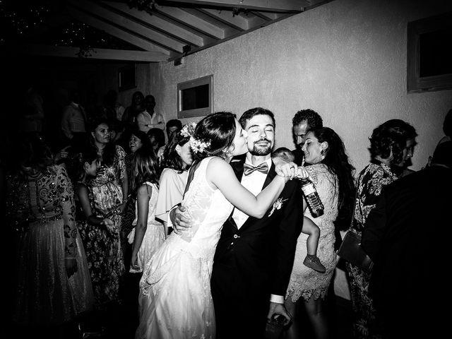 La boda de Sergio y Ylenia en Rascafria, Madrid 61