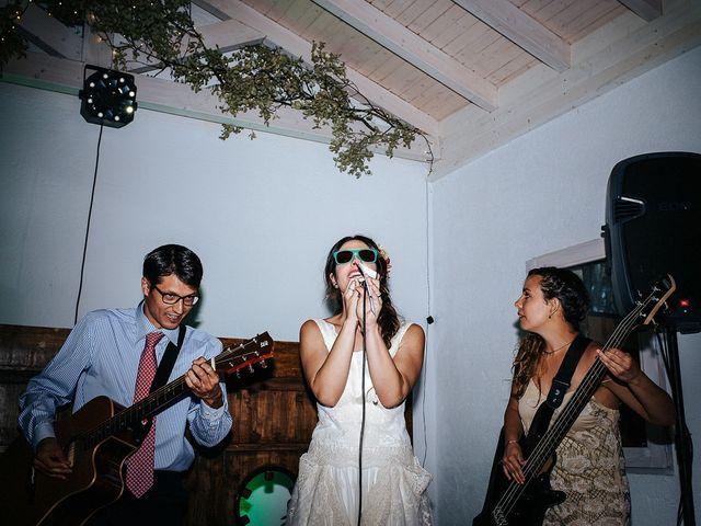 La boda de Sergio y Ylenia en Rascafria, Madrid 62