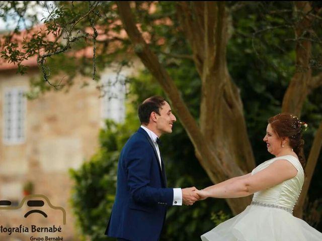 La boda de Marisol y Oscar en Vila De Cruces, Pontevedra 2