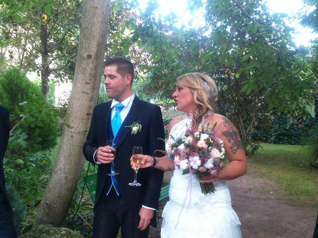 La boda de Oscar y Elisabeth en La Pobla De Claramunt, Barcelona 2